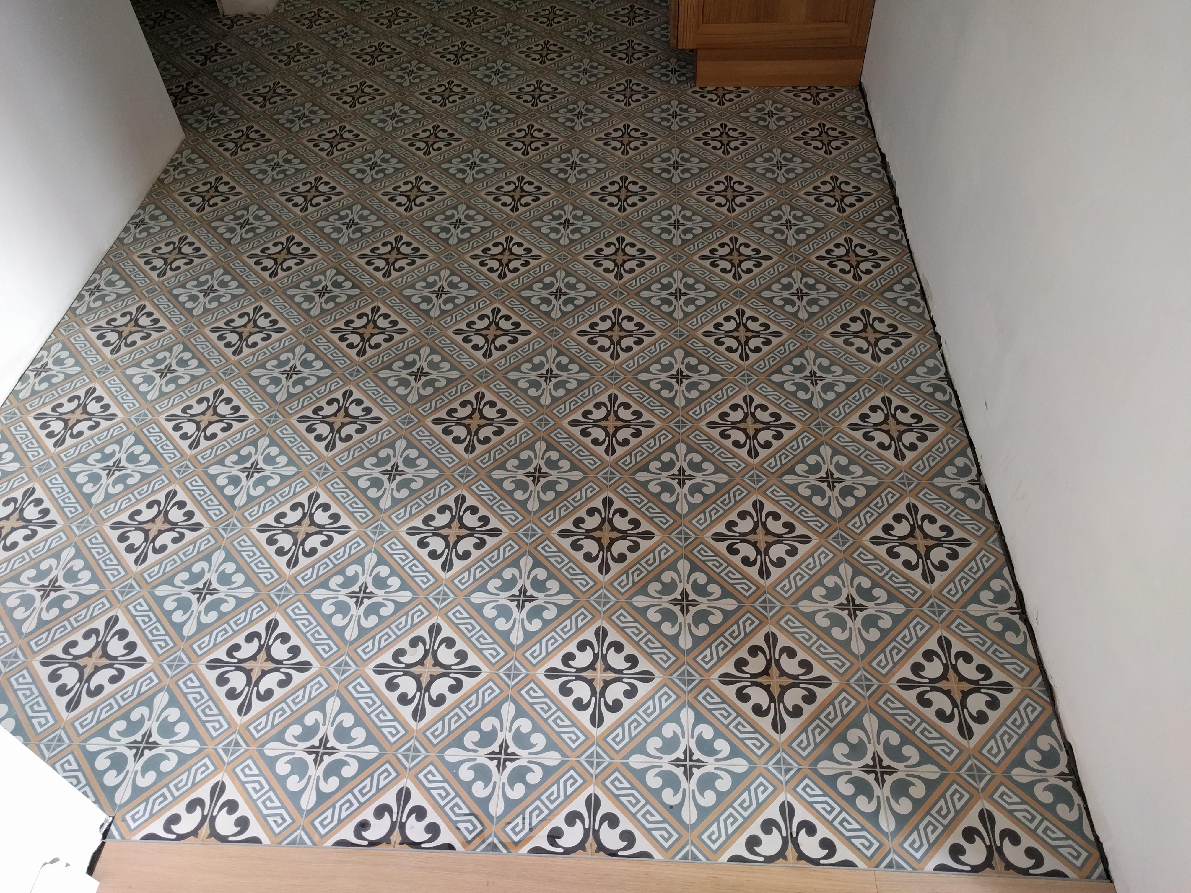 Keramische tegels, parketvloer en natuursteen 13
