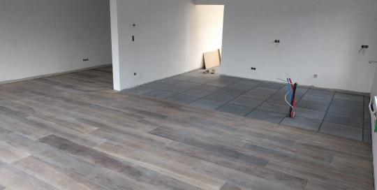 Keramische tegels, parketvloer en natuursteen 9